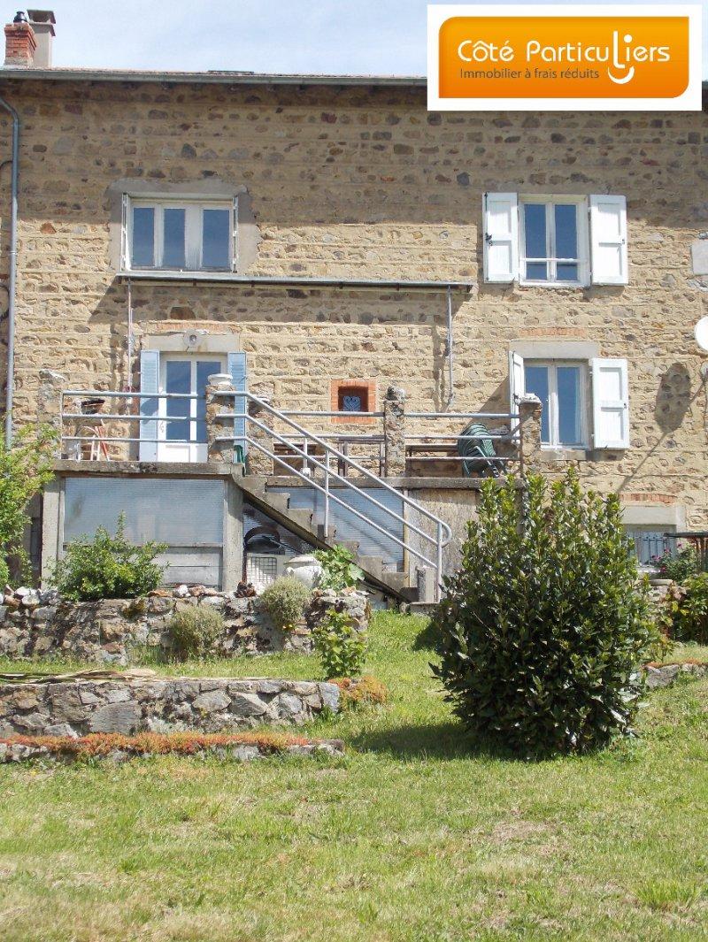 Vente maison de village 5 pi ces 90 m2 for Acheter une maison de village